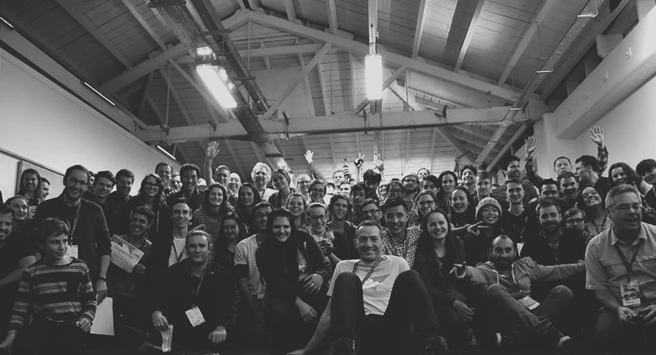 Startup Weekend Wellington Team May 2016